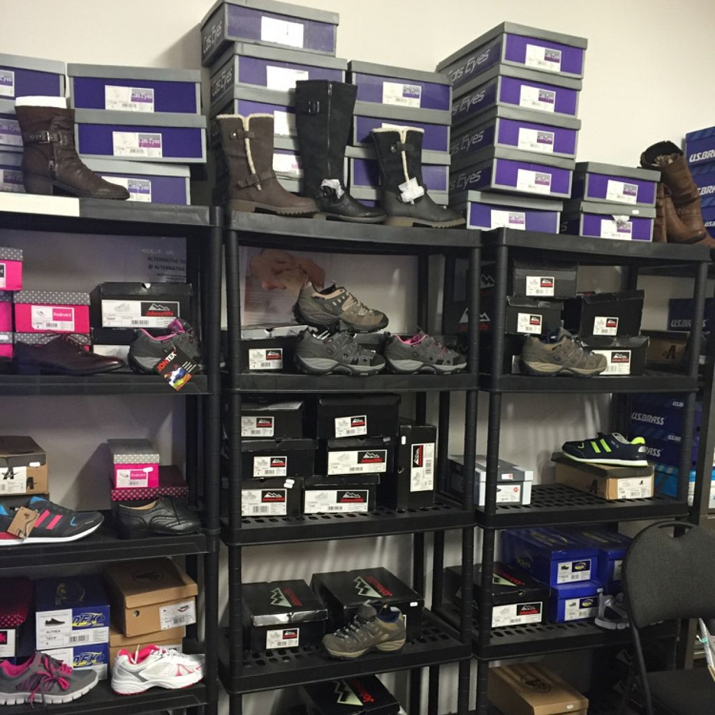 Photo of Alternative Stores  by Leannexs <br/>lots of vegan footwear  <br/> February 5, 2016  - <a href='/contact/abuse/image/15169/135119'>Report</a>
