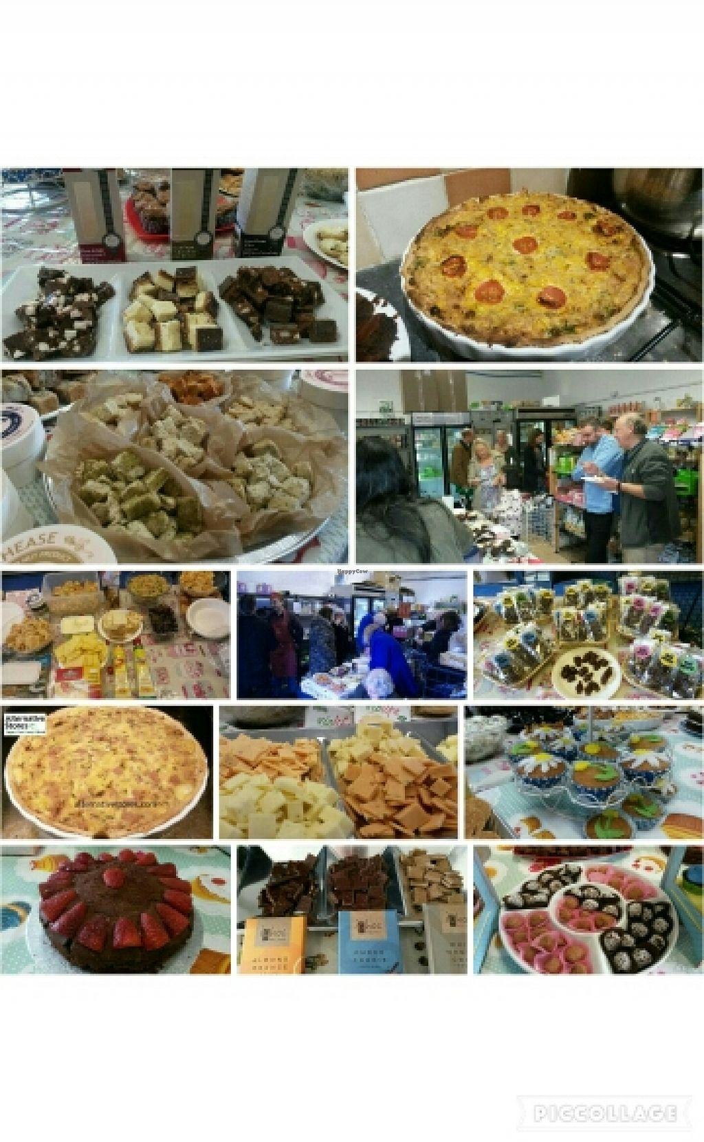 """Photo of Alternative Stores  by <a href=""""/members/profile/Melanie%20vaa"""">Melanie vaa</a> <br/>Food Tasting  <br/> February 5, 2016  - <a href='/contact/abuse/image/15169/135128'>Report</a>"""