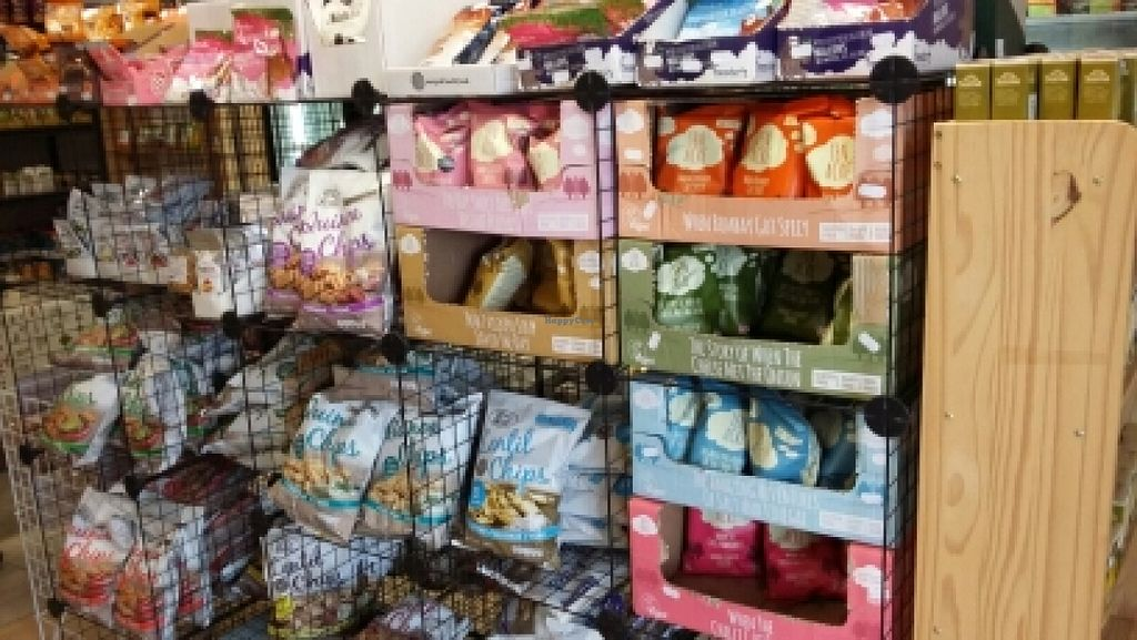 """Photo of Alternative Stores  by <a href=""""/members/profile/newcastlevegan"""">newcastlevegan</a> <br/>crisps n snaks <br/> July 2, 2016  - <a href='/contact/abuse/image/15169/157329'>Report</a>"""