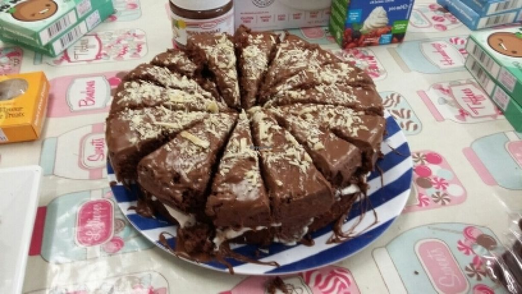 """Photo of Alternative Stores  by <a href=""""/members/profile/newcastlevegan"""">newcastlevegan</a> <br/>vegan cakes <br/> July 2, 2016  - <a href='/contact/abuse/image/15169/157334'>Report</a>"""