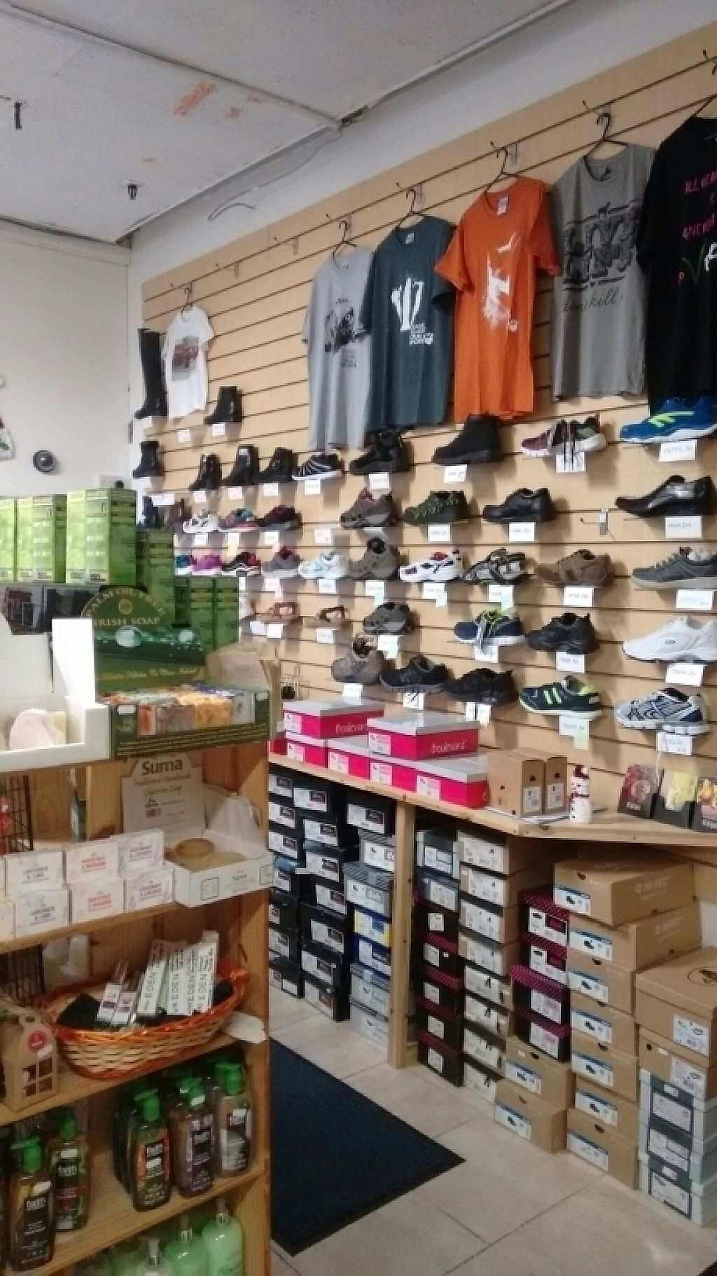 """Photo of Alternative Stores  by <a href=""""/members/profile/craigmc"""">craigmc</a> <br/>shoes <br/> December 10, 2016  - <a href='/contact/abuse/image/15169/198896'>Report</a>"""