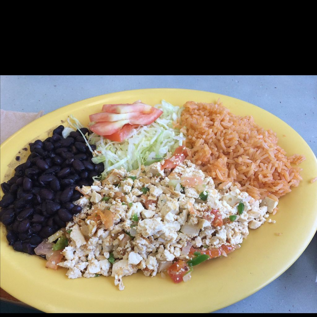 """Photo of El Faro  by <a href=""""/members/profile/TamiLynnAndrew"""">TamiLynnAndrew</a> <br/>tofu scramble <br/> June 5, 2017  - <a href='/contact/abuse/image/15175/266063'>Report</a>"""