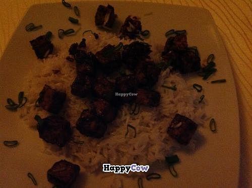 "Photo of CLOSED: Casa Satya  by <a href=""/members/profile/veggieriga"">veggieriga</a> <br/>Casa Satya ginger tofu steak <br/> December 16, 2013  - <a href='/contact/abuse/image/15198/60384'>Report</a>"