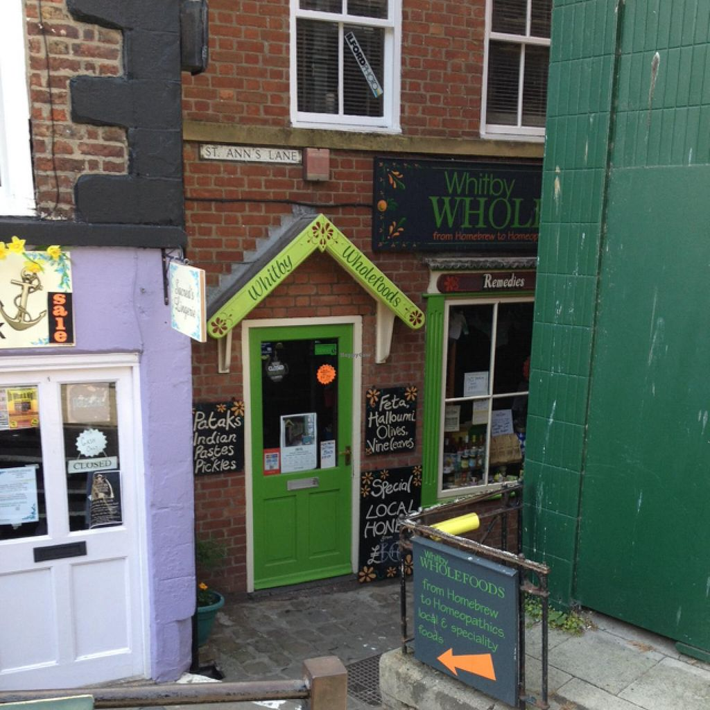 """Photo of Whitby Wholefoods  by <a href=""""/members/profile/hack_man"""">hack_man</a> <br/>Outside  <br/> July 12, 2015  - <a href='/contact/abuse/image/15238/109059'>Report</a>"""