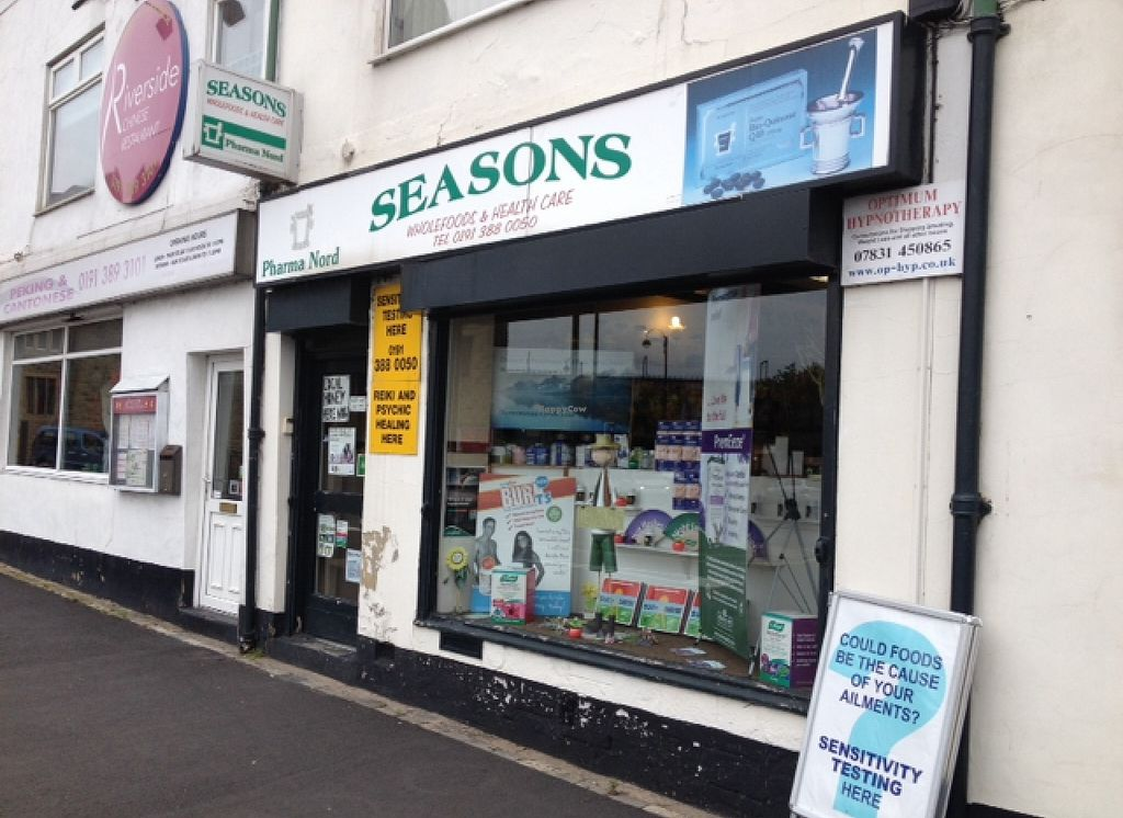 """Photo of Seasons Wholefoods  by <a href=""""/members/profile/hack_man"""">hack_man</a> <br/>Outside <br/> December 15, 2015  - <a href='/contact/abuse/image/15240/128620'>Report</a>"""