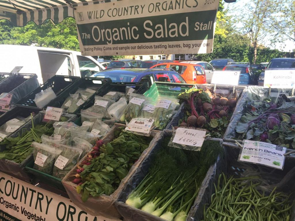 "Photo of Farmers Market - Twickenham  by <a href=""/members/profile/Jrosworld"">Jrosworld</a> <br/>Organic vegetables <br/> July 18, 2015  - <a href='/contact/abuse/image/15250/109740'>Report</a>"
