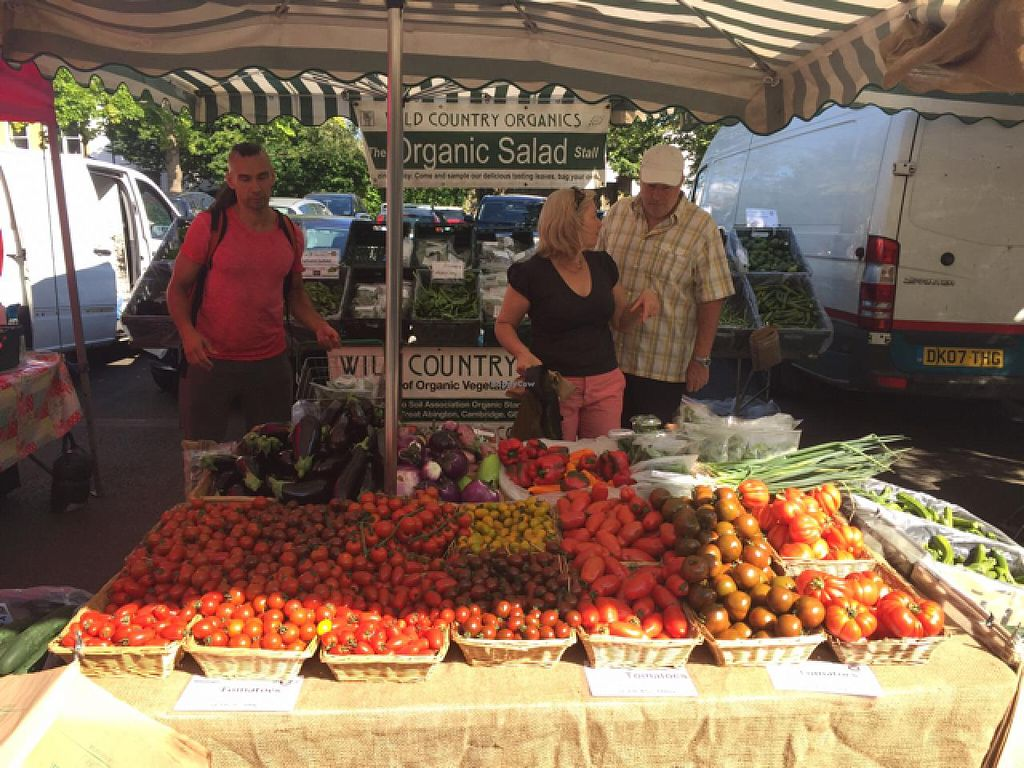 "Photo of Farmers Market - Twickenham  by <a href=""/members/profile/Jrosworld"">Jrosworld</a> <br/>More veggies <br/> July 18, 2015  - <a href='/contact/abuse/image/15250/109741'>Report</a>"