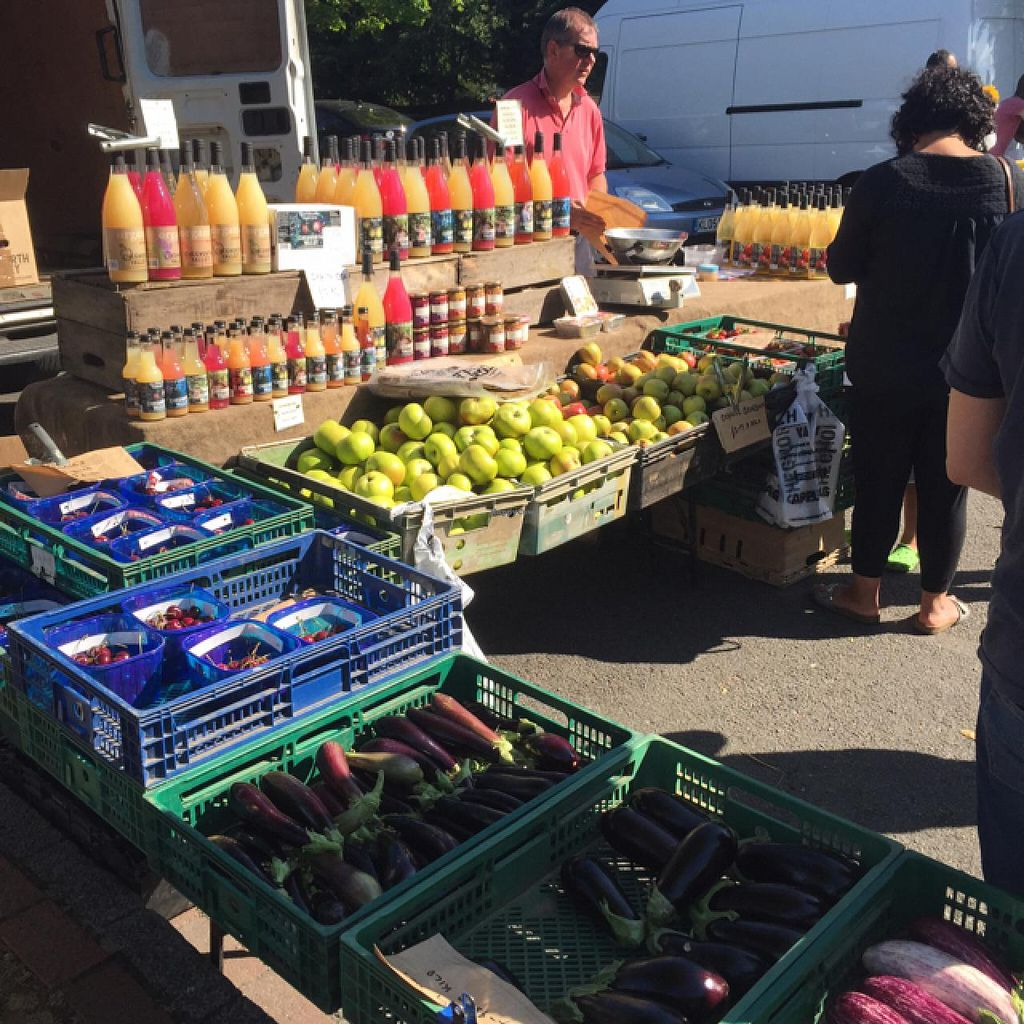 "Photo of Farmers Market - Twickenham  by <a href=""/members/profile/Jrosworld"">Jrosworld</a> <br/>Fresh fruit juices <br/> July 18, 2015  - <a href='/contact/abuse/image/15250/109742'>Report</a>"