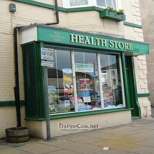 """Photo of For Goodness Sake Health Store  by <a href=""""/members/profile/hack_man"""">hack_man</a> <br/> September 6, 2008  - <a href='/contact/abuse/image/15286/1065'>Report</a>"""