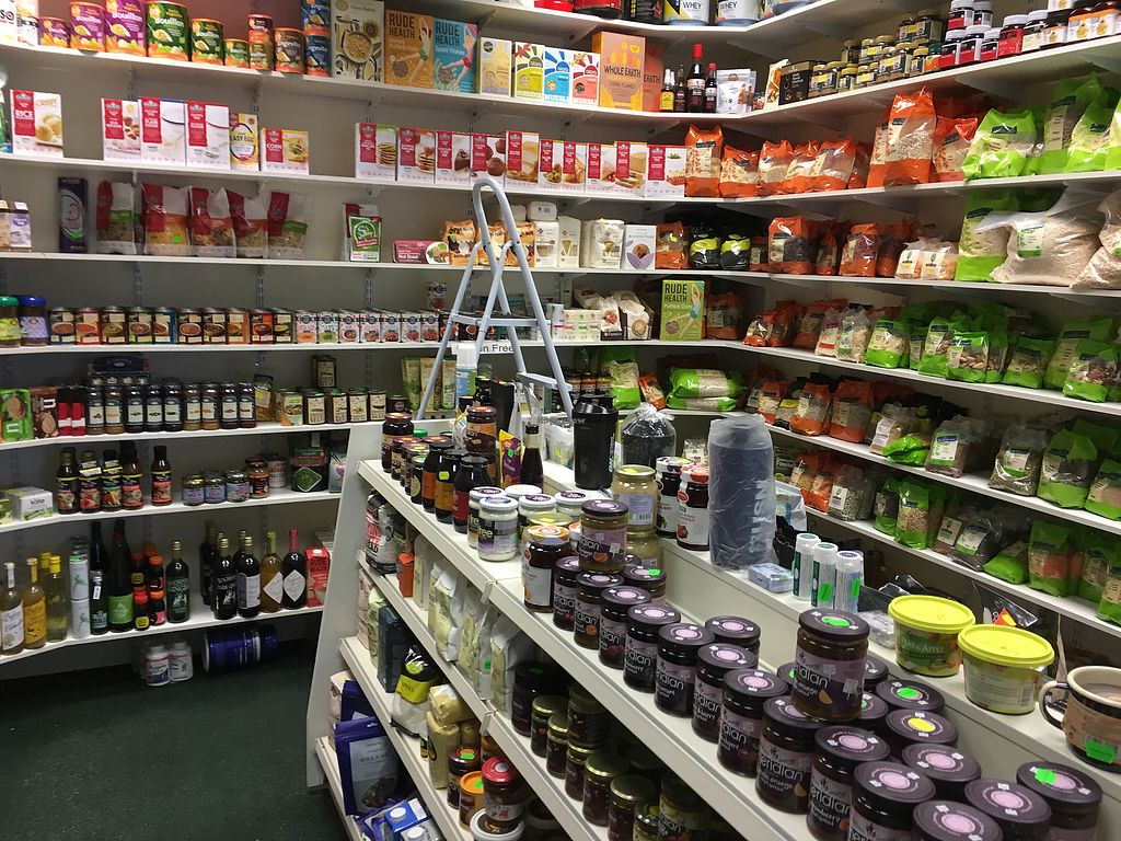 """Photo of For Goodness Sake Health Store  by <a href=""""/members/profile/hack_man"""">hack_man</a> <br/>Inside  <br/> May 25, 2018  - <a href='/contact/abuse/image/15286/404867'>Report</a>"""
