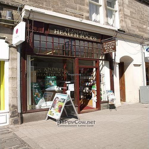 """Photo of CLOSED: St Andrews Health Foods  by <a href=""""/members/profile/hack_man"""">hack_man</a> <br/> September 6, 2008  - <a href='/contact/abuse/image/15287/1066'>Report</a>"""