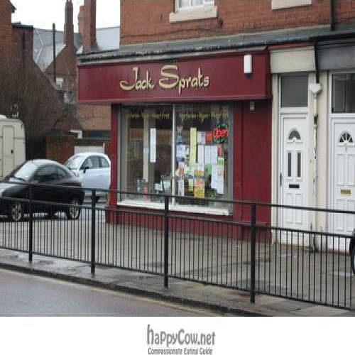 """Photo of CLOSED: Jack Sprats Vegetarian Vegan Cafe  by <a href=""""/members/profile/hack_man"""">hack_man</a> <br/> February 27, 2010  - <a href='/contact/abuse/image/15334/3833'>Report</a>"""