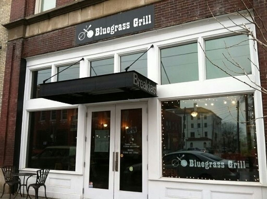 """Photo of Bluegrass Grill  by <a href=""""/members/profile/community"""">community</a> <br/>Bluegrass Grill <br/> December 3, 2016  - <a href='/contact/abuse/image/15359/197074'>Report</a>"""