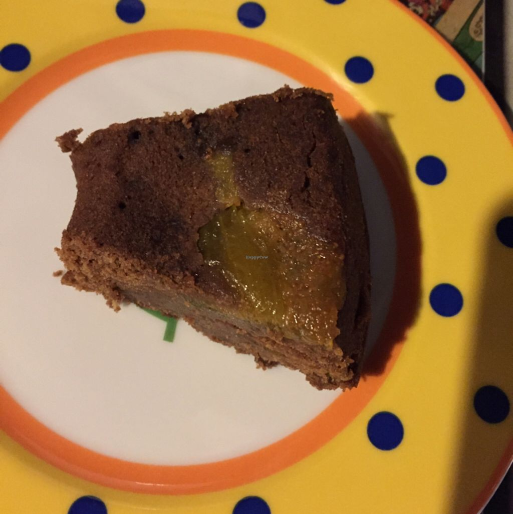 "Photo of Casa da Horta  by <a href=""/members/profile/dlachica"">dlachica</a> <br/>Vegan fig and cocao cake.  <br/> September 6, 2015  - <a href='/contact/abuse/image/15404/116586'>Report</a>"