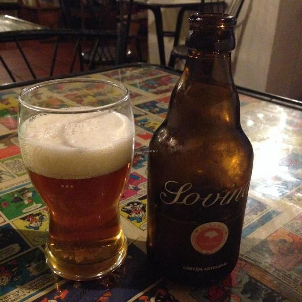 "Photo of Casa da Horta  by <a href=""/members/profile/AndyT"">AndyT</a> <br/>Sovina beer 'Amber'- a must try! <br/> April 10, 2014  - <a href='/contact/abuse/image/15404/67370'>Report</a>"