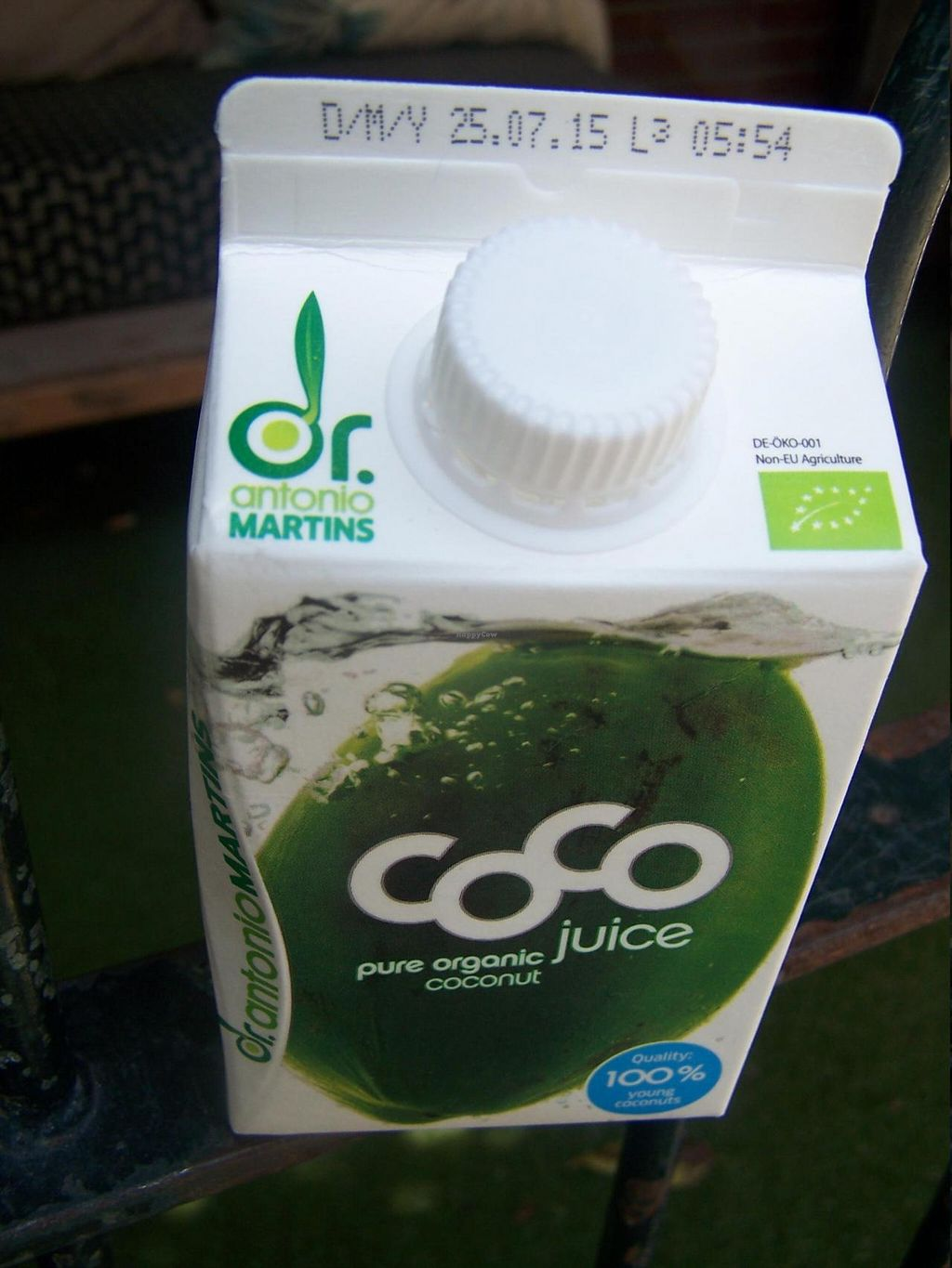"Photo of CLOSED: Superfood Centre at Health Club Jordan  by <a href=""/members/profile/Amy1274"">Amy1274</a> <br/>One available item - coconut juice, 3 Euros for 500ml <br/> July 19, 2014  - <a href='/contact/abuse/image/15413/74405'>Report</a>"