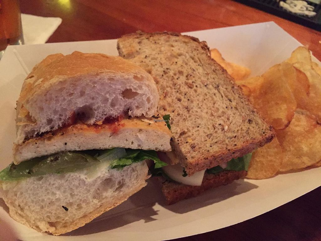 """Photo of 13  by <a href=""""/members/profile/kmanchester306"""">kmanchester306</a> <br/>Marinated herb tofu sandwich  <br/> July 5, 2015  - <a href='/contact/abuse/image/15437/108263'>Report</a>"""