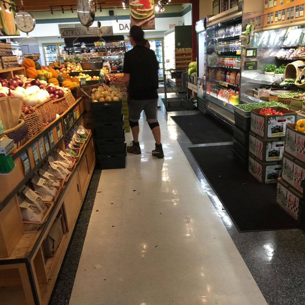 """Photo of Sacramento Natural Foods Co-op  by <a href=""""/members/profile/sncpapa"""">sncpapa</a> <br/>yummy organic locally grown produce <br/> January 30, 2016  - <a href='/contact/abuse/image/1544/134274'>Report</a>"""