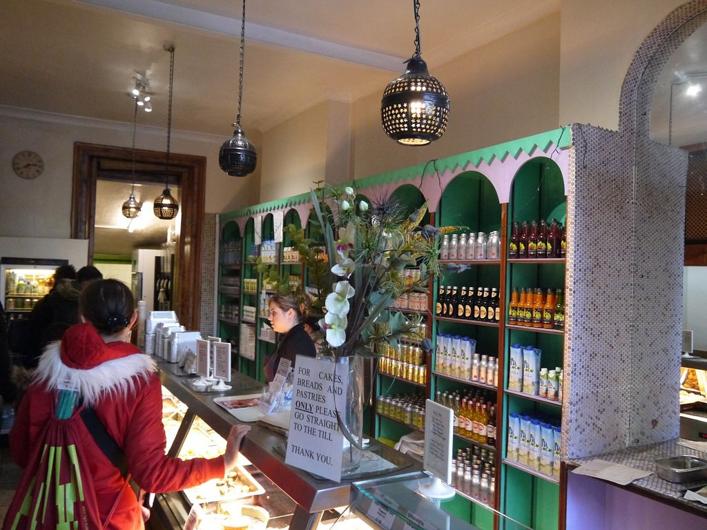 """Photo of The Grain Shop  by <a href=""""/members/profile/phnompenhveggie"""">phnompenhveggie</a> <br/>The Grain Shop, Portobello Road <br/> February 15, 2016  - <a href='/contact/abuse/image/15450/136534'>Report</a>"""