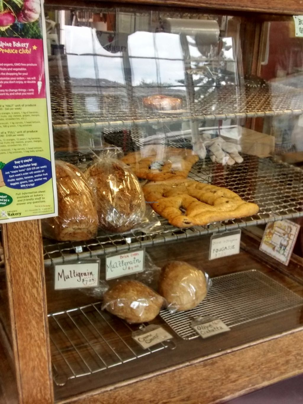 """Photo of Alpine Bakery  by <a href=""""/members/profile/QuothTheRaven"""">QuothTheRaven</a> <br/>Bread <br/> June 17, 2016  - <a href='/contact/abuse/image/15475/154393'>Report</a>"""