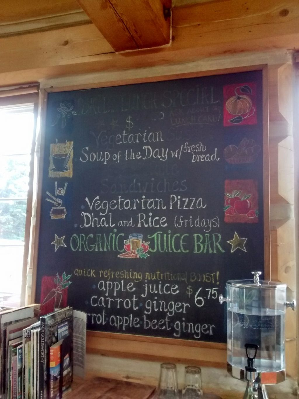 """Photo of Alpine Bakery  by <a href=""""/members/profile/QuothTheRaven"""">QuothTheRaven</a> <br/>Menu <br/> June 17, 2016  - <a href='/contact/abuse/image/15475/154394'>Report</a>"""