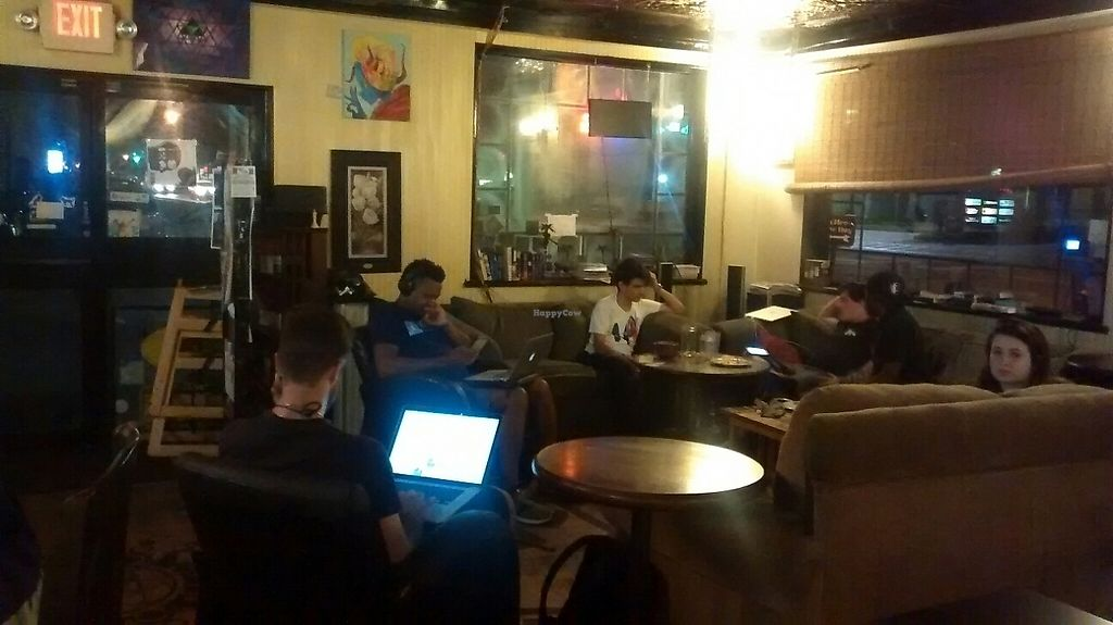 """Photo of Drunken Monkey Coffee Bar  by <a href=""""/members/profile/freshandalive"""">freshandalive</a> <br/>Cozy dining <br/> May 1, 2017  - <a href='/contact/abuse/image/15477/254411'>Report</a>"""