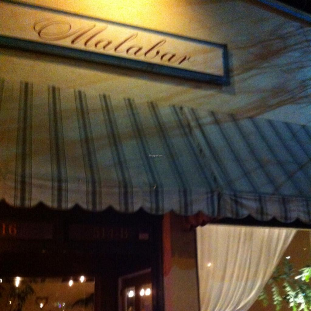 """Photo of Malabar Cafe  by <a href=""""/members/profile/H"""">H</a> <br/>sign <br/> January 26, 2014  - <a href='/contact/abuse/image/1549/63151'>Report</a>"""
