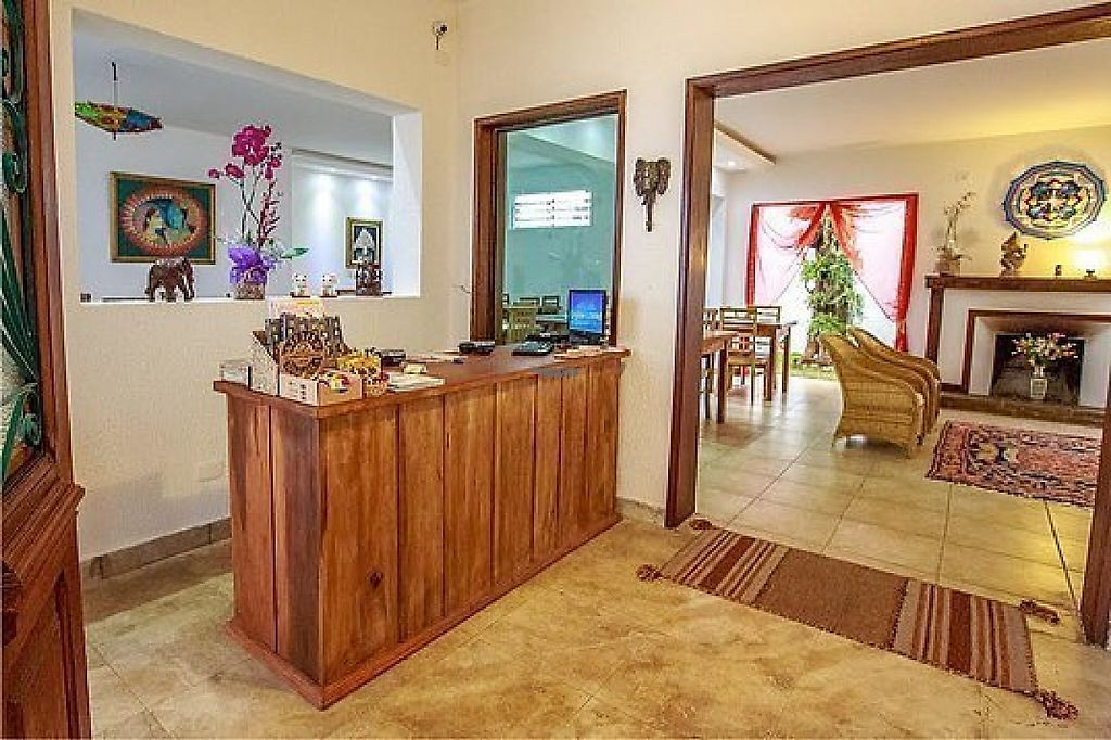"Photo of Casa Prema  by <a href=""/members/profile/PatriciaAlmeida"">PatriciaAlmeida</a> <br/>Reception area and fireplace <br/> March 6, 2017  - <a href='/contact/abuse/image/15585/233501'>Report</a>"