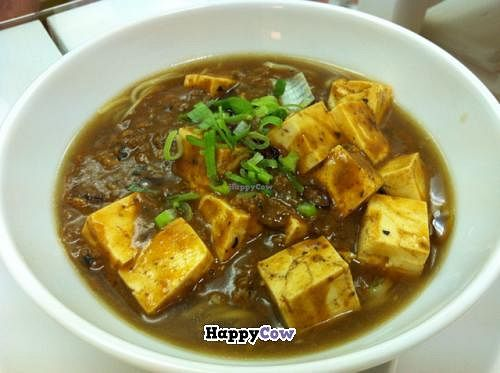 "Photo of Loving Hut  by <a href=""/members/profile/Meowmeow"">Meowmeow</a> <br/>Some type of tofu curry <br/> August 31, 2013  - <a href='/contact/abuse/image/15591/54116'>Report</a>"