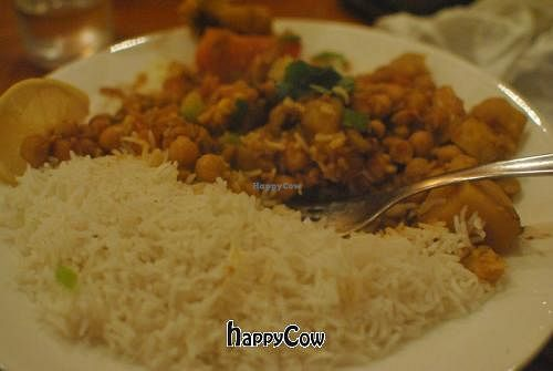"""Photo of Kate's Joint  by <a href=""""/members/profile/jcberger"""">jcberger</a> <br/>chana masala <br/> November 8, 2012  - <a href='/contact/abuse/image/15603/40001'>Report</a>"""