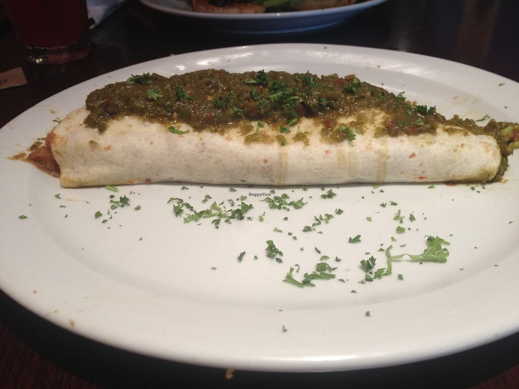 """Photo of Lilipad Cafe  by <a href=""""/members/profile/vegan_ryan"""">vegan_ryan</a> <br/>Burrito <br/> January 17, 2016  - <a href='/contact/abuse/image/15609/132715'>Report</a>"""