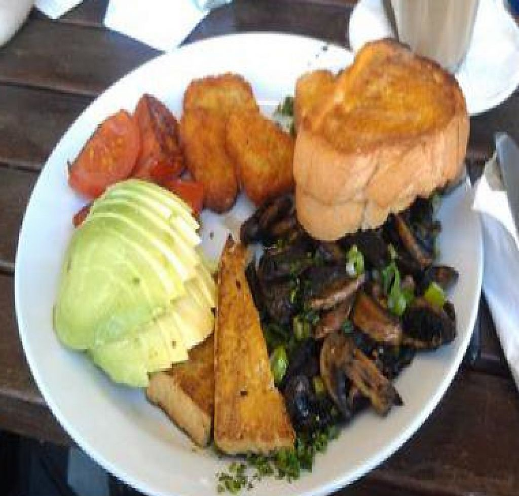 """Photo of Lilipad Cafe  by <a href=""""/members/profile/cupcakes6"""">cupcakes6</a> <br/>'As You Like I' Vegan Breakfast - $13.90 <br/> September 14, 2011  - <a href='/contact/abuse/image/15609/254240'>Report</a>"""