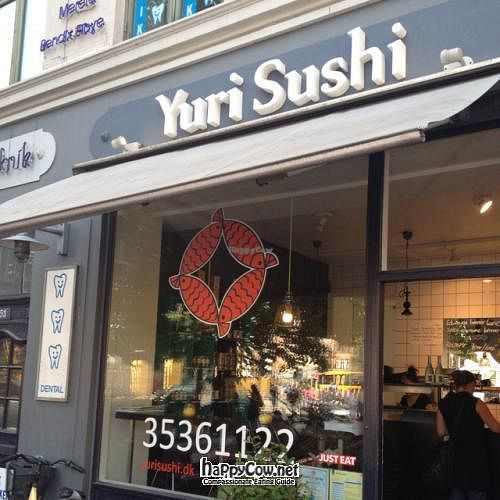 """Photo of Yuri Sushi  by <a href=""""/members/profile/vegetariangirl"""">vegetariangirl</a> <br/>sign  <br/> June 29, 2012  - <a href='/contact/abuse/image/15613/33959'>Report</a>"""