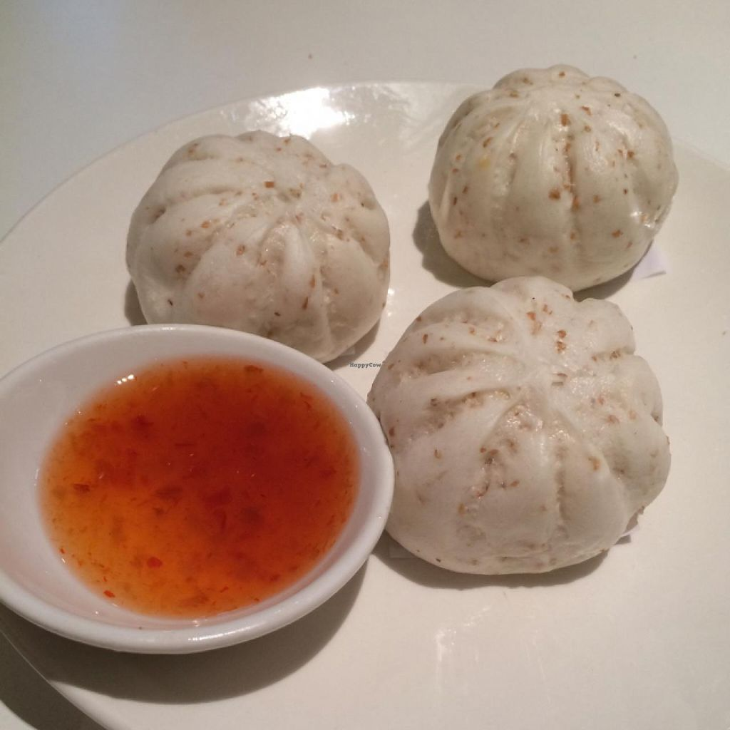 """Photo of Loving Hut  by <a href=""""/members/profile/Adro84"""">Adro84</a> <br/>BBQ Steam Buns <br/> July 24, 2015  - <a href='/contact/abuse/image/15666/110684'>Report</a>"""