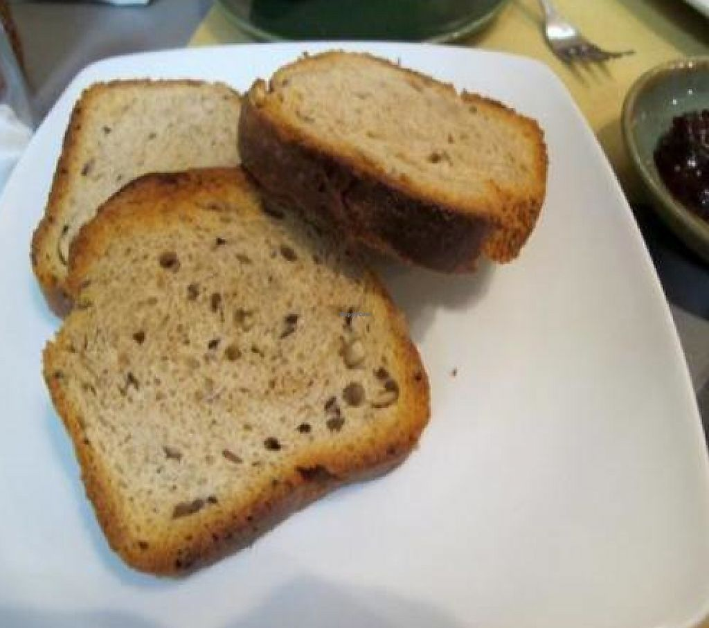 """Photo of The Beehive Hostel  by <a href=""""/members/profile/quarrygirl"""">quarrygirl</a> <br/>wheat toast by christina <br/> December 25, 2011  - <a href='/contact/abuse/image/15676/190464'>Report</a>"""
