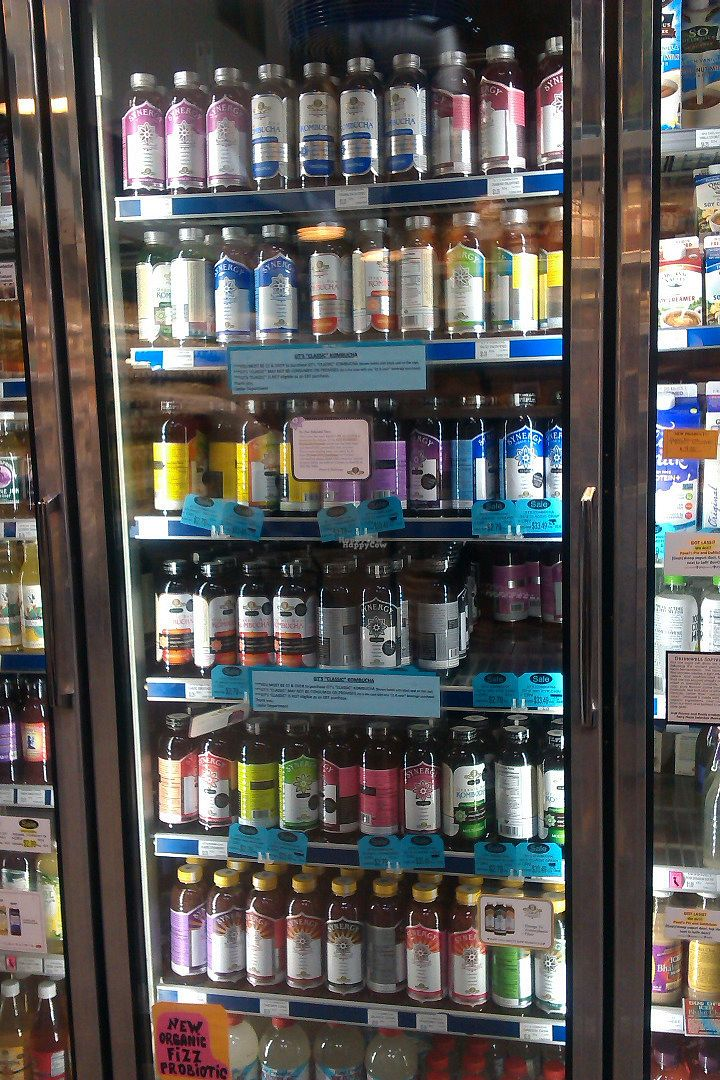 """Photo of Rainbow Grocery  by <a href=""""/members/profile/Vegan%20GiGi"""">Vegan GiGi</a> <br/>Kombucha at Rainbow Grocery <br/> October 8, 2016  - <a href='/contact/abuse/image/1567/180518'>Report</a>"""