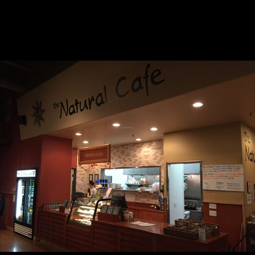 """Photo of The Natural Cafe  by <a href=""""/members/profile/Jon%20G."""">Jon G.</a> <br/>Nice place, clean & a very friendly staff! <br/> September 20, 2015  - <a href='/contact/abuse/image/15764/118572'>Report</a>"""