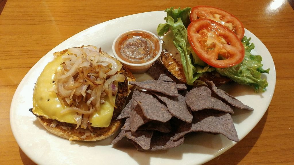 """Photo of The Natural Cafe  by <a href=""""/members/profile/Passittowill"""">Passittowill</a> <br/>Hungry Planet Burger <br/> May 24, 2018  - <a href='/contact/abuse/image/15764/404108'>Report</a>"""