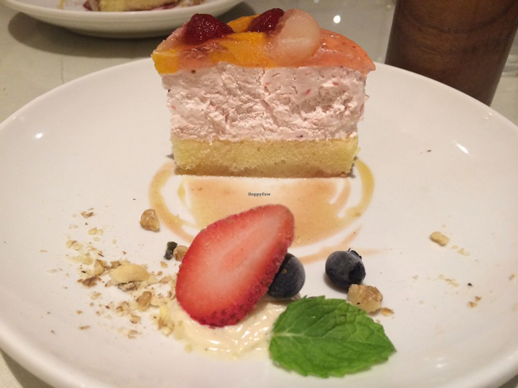 """Photo of Mumokuteki Cafe and Foods  by <a href=""""/members/profile/Meirella"""">Meirella</a> <br/>really tasty dessert!  <br/> June 4, 2017  - <a href='/contact/abuse/image/15812/265725'>Report</a>"""