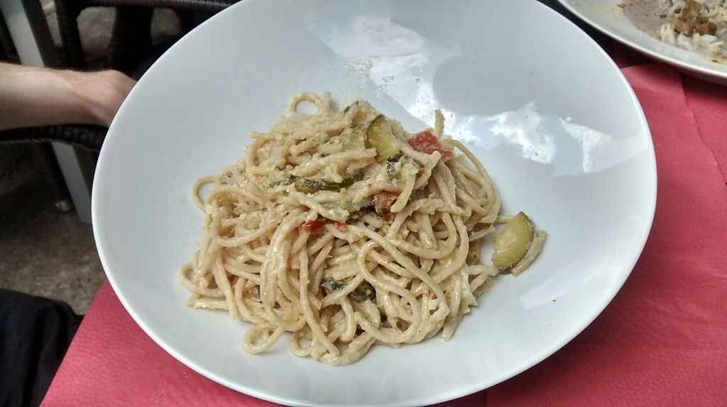 "Photo of B12  by <a href=""/members/profile/JonJon"">JonJon</a> <br/>Pasta and vegetables <br/> July 18, 2016  - <a href='/contact/abuse/image/15834/160637'>Report</a>"