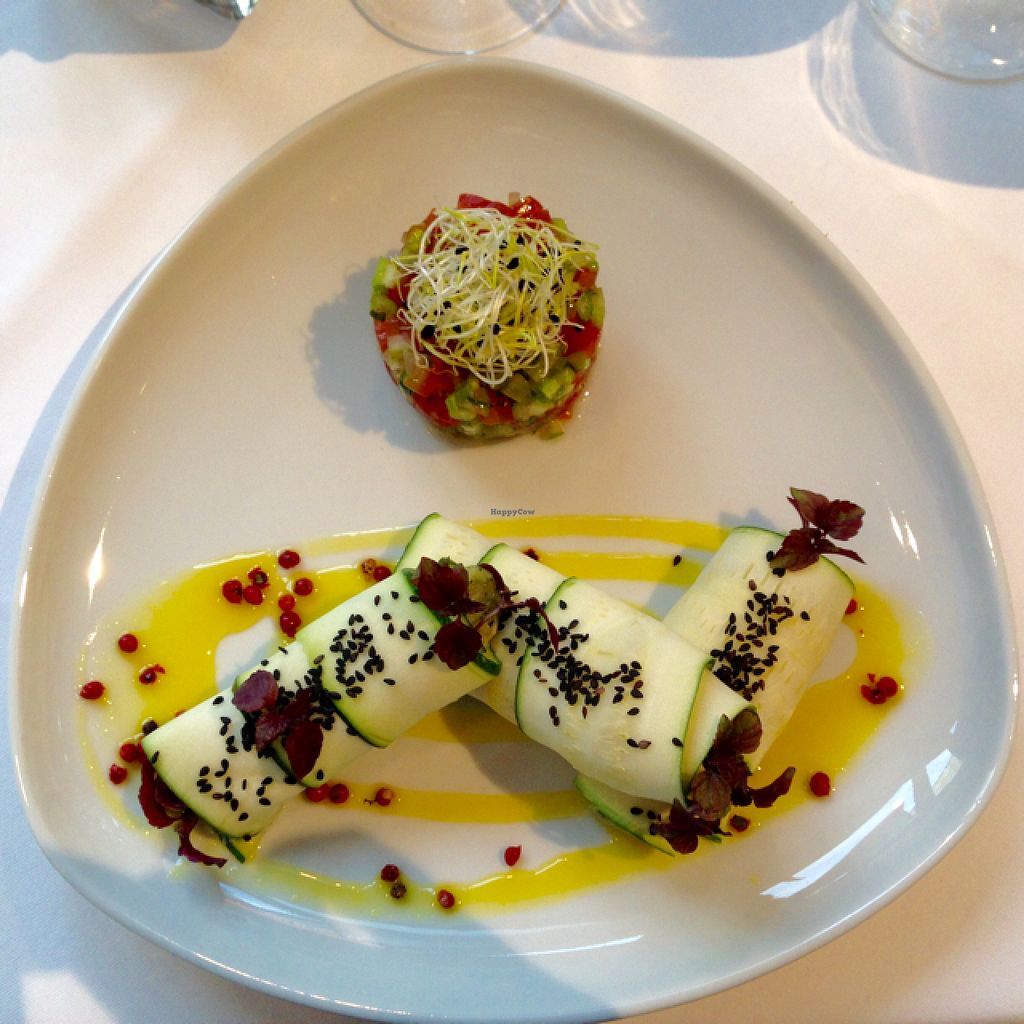 """Photo of CLOSED: La Mano Verde  by <a href=""""/members/profile/meeret"""">meeret</a> <br/>avocado rolls <br/> July 31, 2015  - <a href='/contact/abuse/image/15835/111684'>Report</a>"""