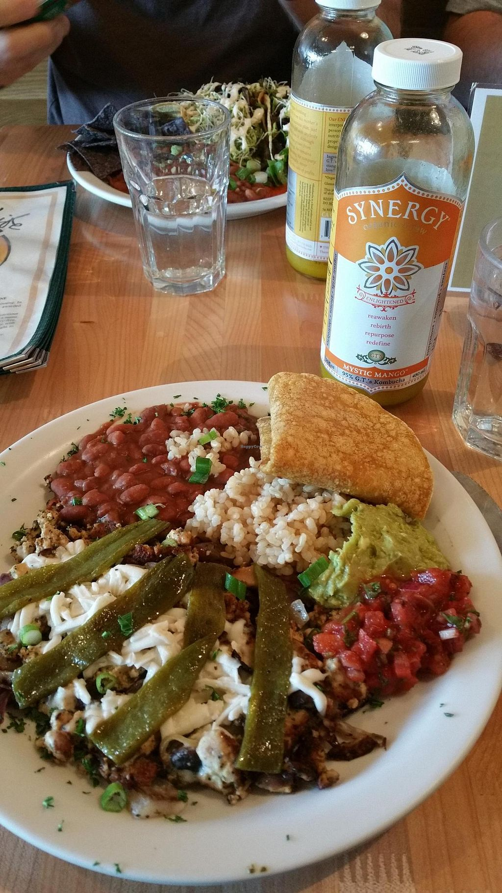 """Photo of Slice of Life  by <a href=""""/members/profile/drdebnmd"""">drdebnmd</a> <br/>Yummy tofu rancheros! <br/> April 11, 2015  - <a href='/contact/abuse/image/1583/98656'>Report</a>"""