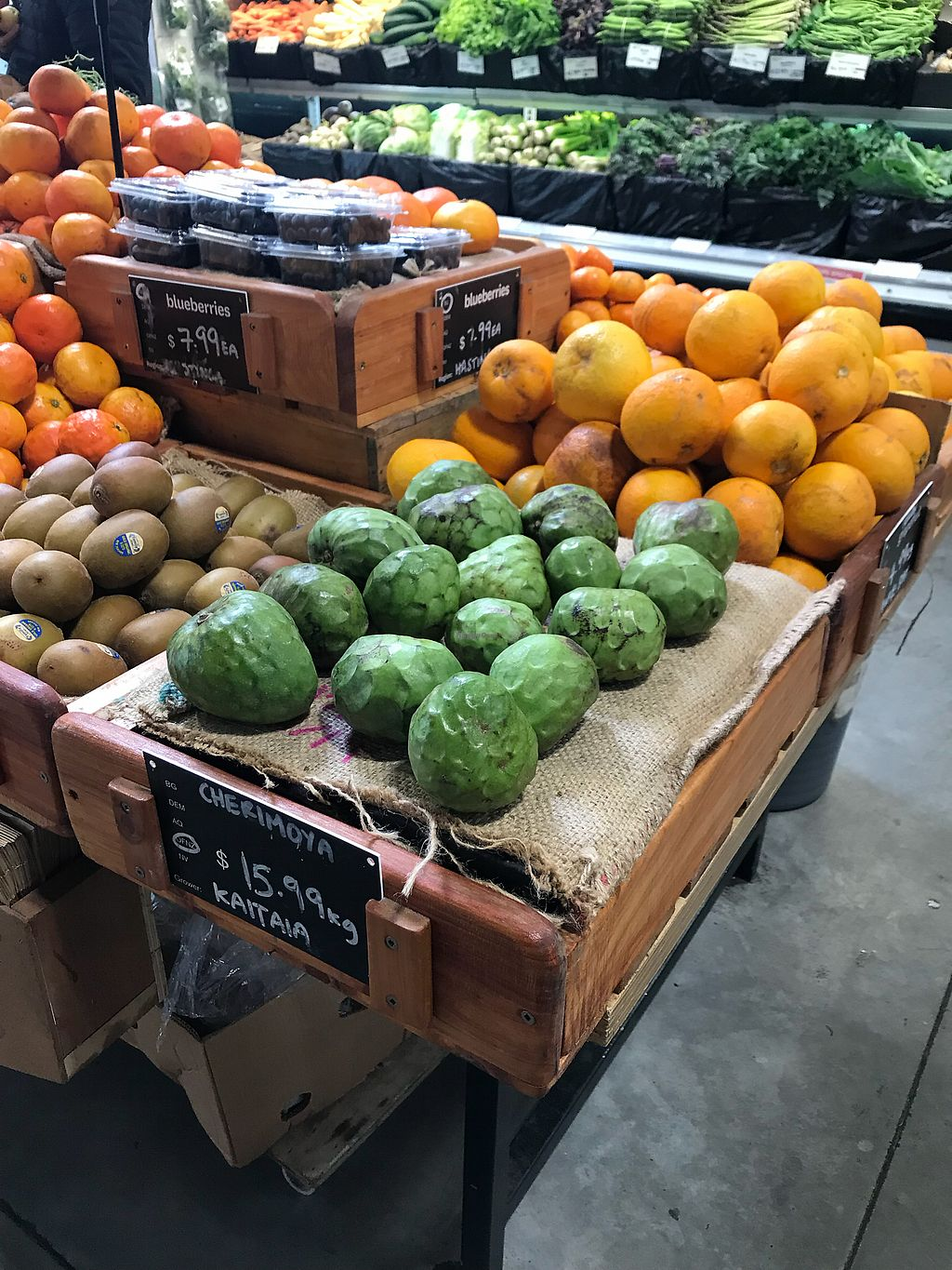"Photo of Commonsense Organics - Kilbirnie  by <a href=""/members/profile/Paolla"">Paolla</a> <br/>Fruits <br/> November 19, 2017  - <a href='/contact/abuse/image/15866/327213'>Report</a>"