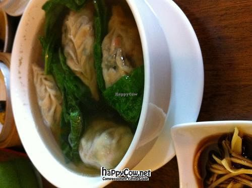 """Photo of CLOSED: Woods Bio Marche  by <a href=""""/members/profile/Tofumight"""">Tofumight</a> <br/>dumpling soup <br/> May 8, 2012  - <a href='/contact/abuse/image/15905/31616'>Report</a>"""