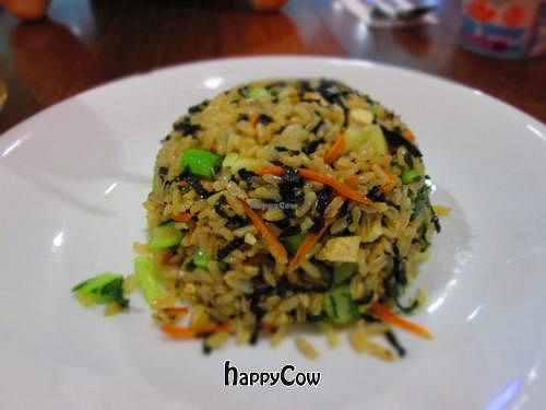 """Photo of CLOSED: Woods Bio Marche  by <a href=""""/members/profile/AshleyLorden"""">AshleyLorden</a> <br/>Rice dish <br/> February 24, 2013  - <a href='/contact/abuse/image/15905/44617'>Report</a>"""