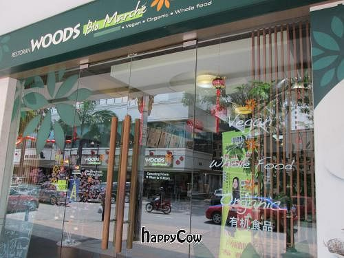 """Photo of CLOSED: Woods Bio Marche  by <a href=""""/members/profile/AshleyLorden"""">AshleyLorden</a> <br/>Storefront from street (next to mall entrance) <br/> February 24, 2013  - <a href='/contact/abuse/image/15905/44621'>Report</a>"""
