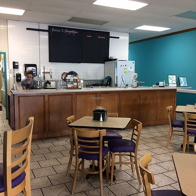 """Photo of Cafe Life  by <a href=""""/members/profile/KatieBush"""">KatieBush</a> <br/>interior <br/> July 7, 2017  - <a href='/contact/abuse/image/15964/277599'>Report</a>"""