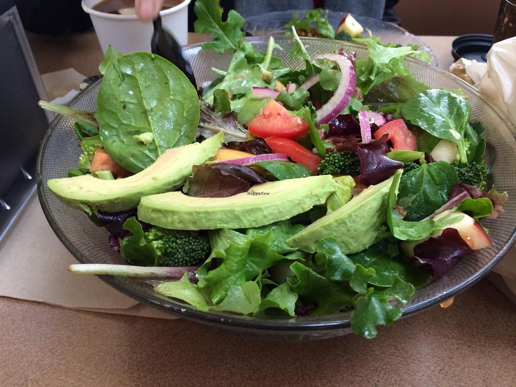 """Photo of Cafe Life  by <a href=""""/members/profile/kmilitello"""">kmilitello</a> <br/>Avocado salad <br/> December 27, 2013  - <a href='/contact/abuse/image/15964/61021'>Report</a>"""