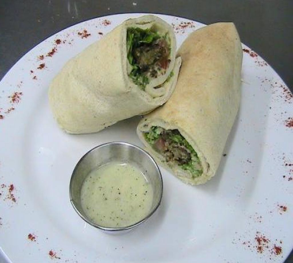 "Photo of Oasis Restaurant and Bar  by <a href=""/members/profile/Ticochef"">Ticochef</a> <br/>Falafel Sandwich <br/> November 18, 2011  - <a href='/contact/abuse/image/16020/194307'>Report</a>"