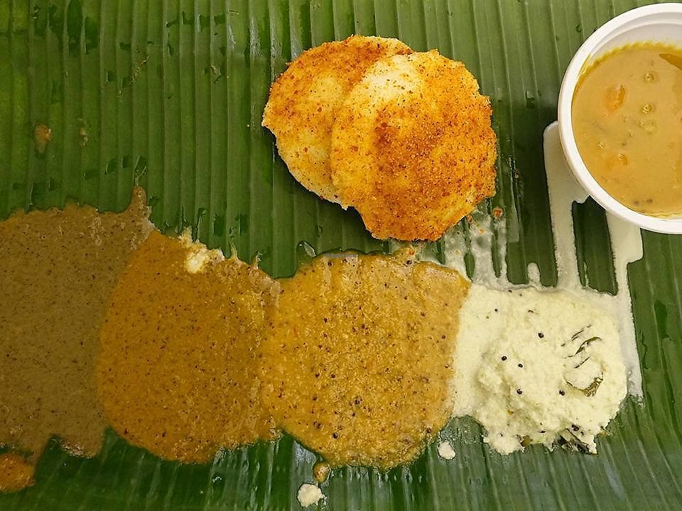 """Photo of Murugan Idli Shop  by <a href=""""/members/profile/JimmySeah"""">JimmySeah</a> <br/>Ghee Podi Dosa <br/> October 12, 2017  - <a href='/contact/abuse/image/16090/314510'>Report</a>"""